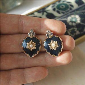 New vintage style earrings